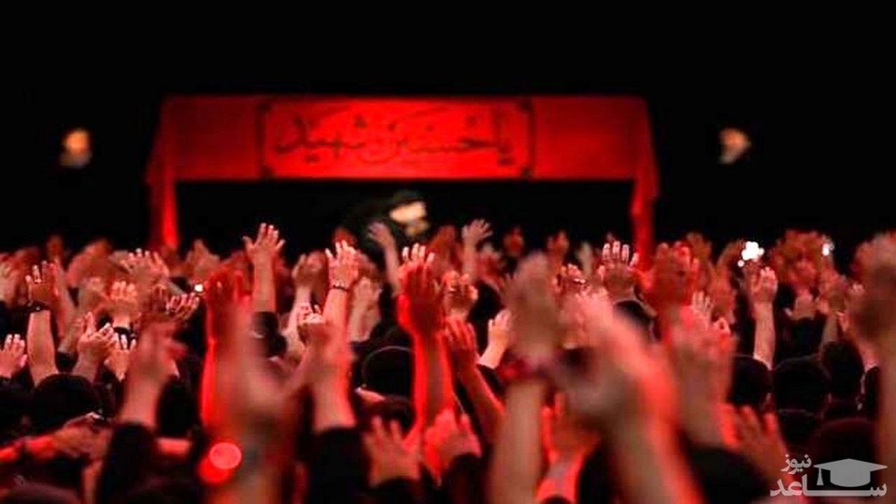 ادای احترام هندوهای گاوپرست به عزاداران و شیعیان و گلباران کردن دستجات اباعبدالله الحسین علیه السلام