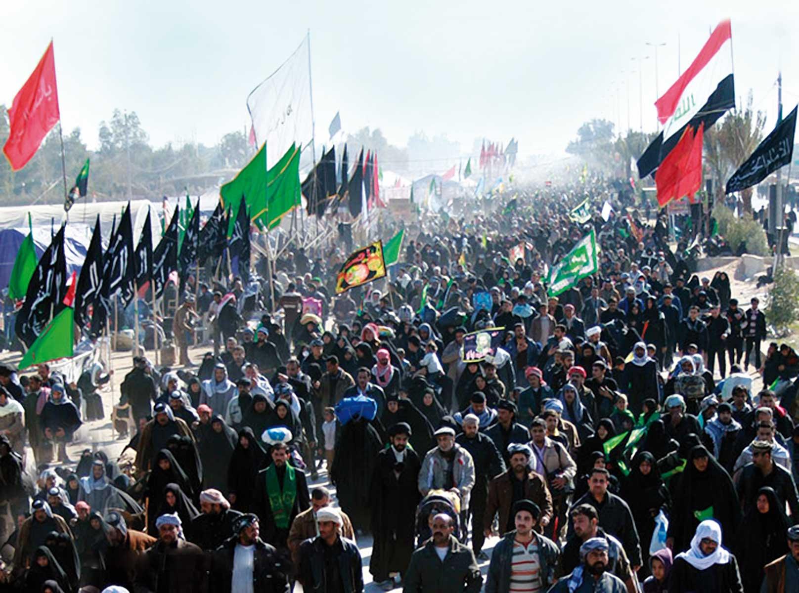 اربعین بستر وحدت امت اسلامی