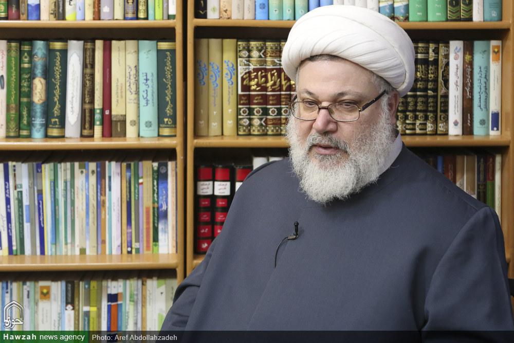 گفت و گو با شیخ  شفیق جرادی رئیس معهد معارف اسلامی لبنان
