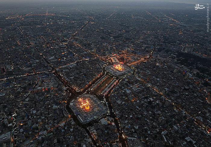 شور حسینی در مکزیک