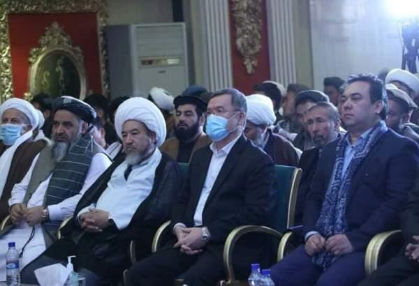 """کنفرانس """"امام ابوحنیفه از دیدگاه اندیشمندان تشیع"""" در افغانستان برگزار شد"""