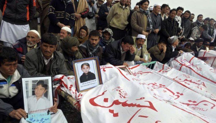 شیعیان هزاره اصلیترین هدف تندروها برای کشتار هستند