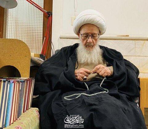 تمام امت اسلام باید مهدوی شود و در راستای اقامه شعائر مهدویت باشد/ نیمه شعبان را احیا کنید