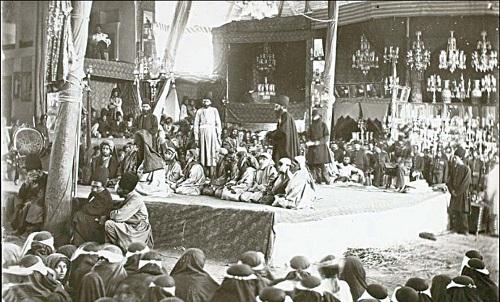 آشنایی اروپاییان با شیعیان و مذهب تشیع /  مشاهدات جهانگردان خارجی از مراسم عزای حسینی عليه السلام
