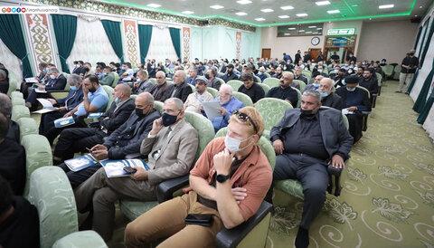 برگزاري پنجمین همایش بین المللی زیارت اربعین در حرم امام حسین (عليه السلام)